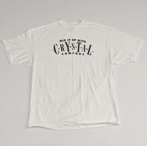 Vintage Crystal Single Stitch T-shirt
